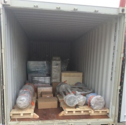 Delivery of Complete Pesticide SC Production Line to Egypt