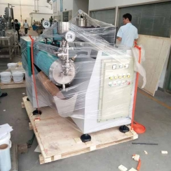 RTSM-30AD is ready to be shipped to Egypt for the production of water-based packing printing ink