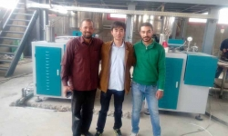 Root new pesticide sc production line starts to work in Sadat city, Egypt
