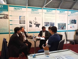 Root sand mill in CAC Pakistan 2018