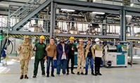The Egyptian Ministry of National Defense Nano Agrochemical General Contracting Project successfully runs