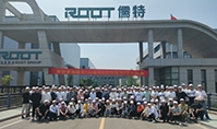"""""""Concentrate Our Minds to Create the Future Together"""", the 9th Anniversary Celebration of Root Came to a Successful Conclusion"""