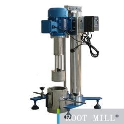 RT-LM Lab Basket Mill